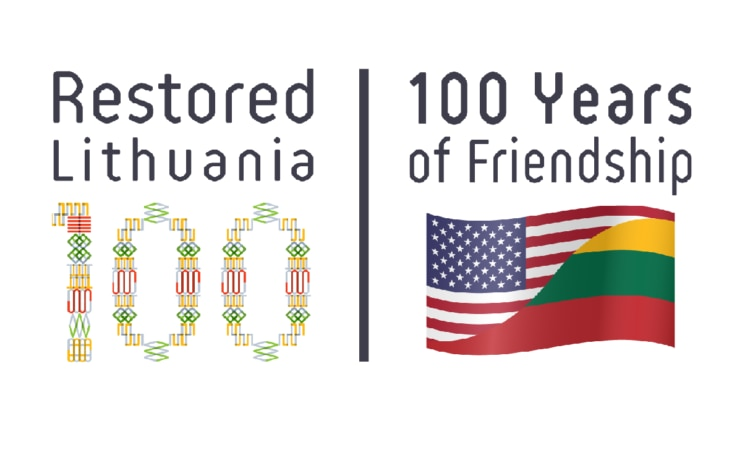 100 Years Logo Pair 01
