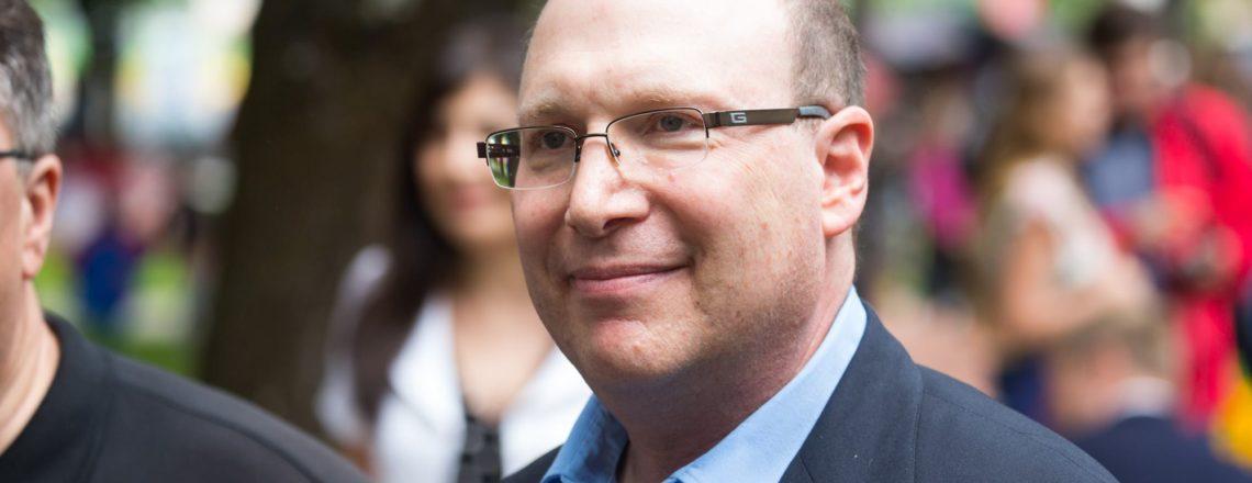 Ambasadorės pavaduotojas Howardas Solomonas atsisveikina su Lietuva